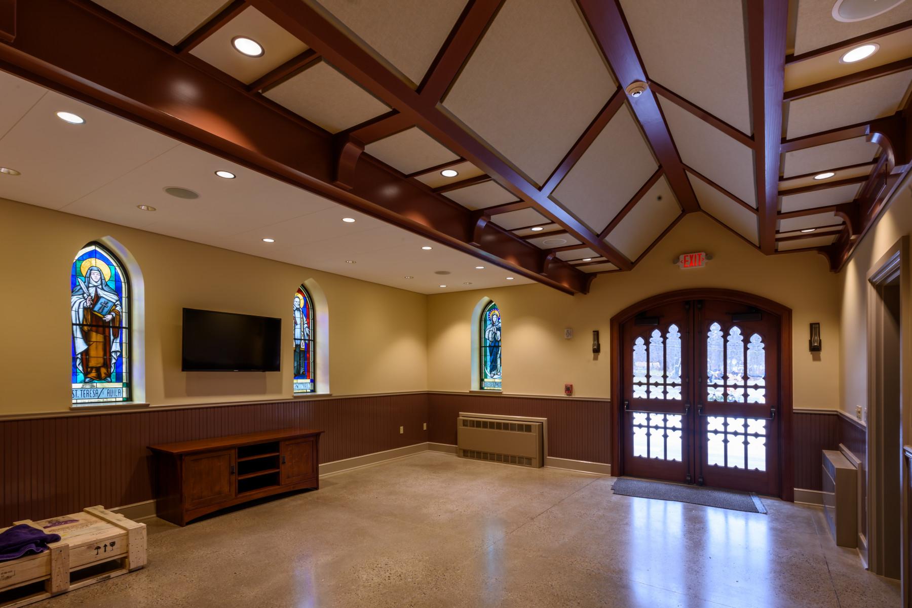 St. Vincent's Madison NJ indoor