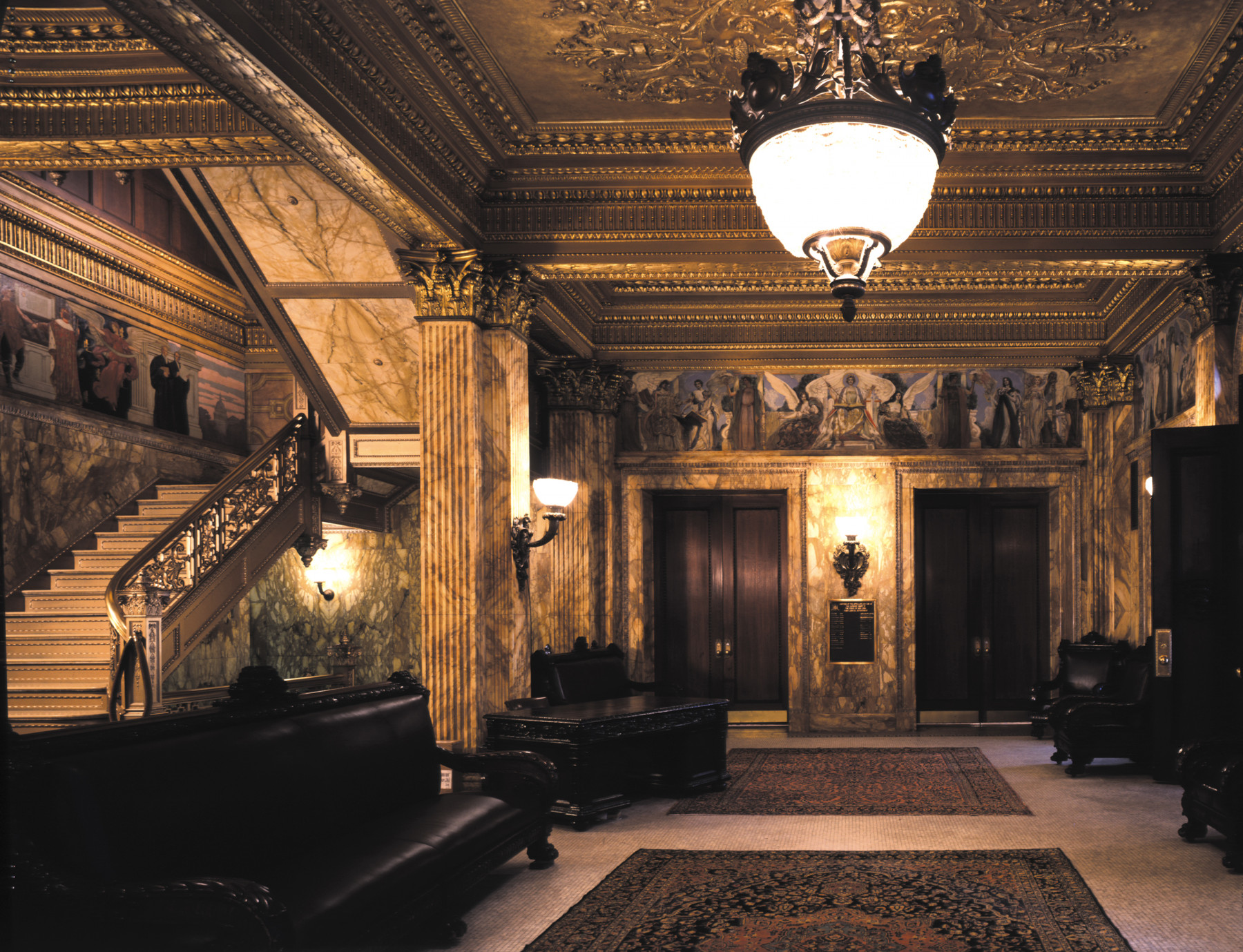 NY Court Appellate indoor