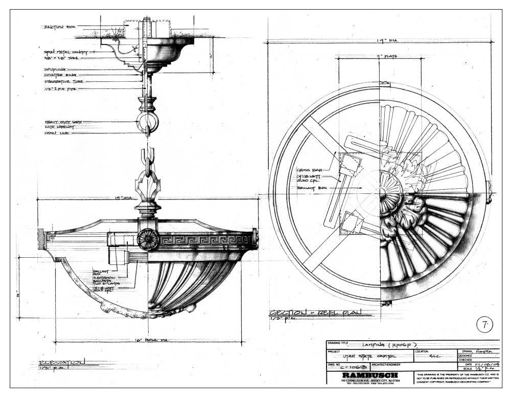 Utah State Capitol Building designs