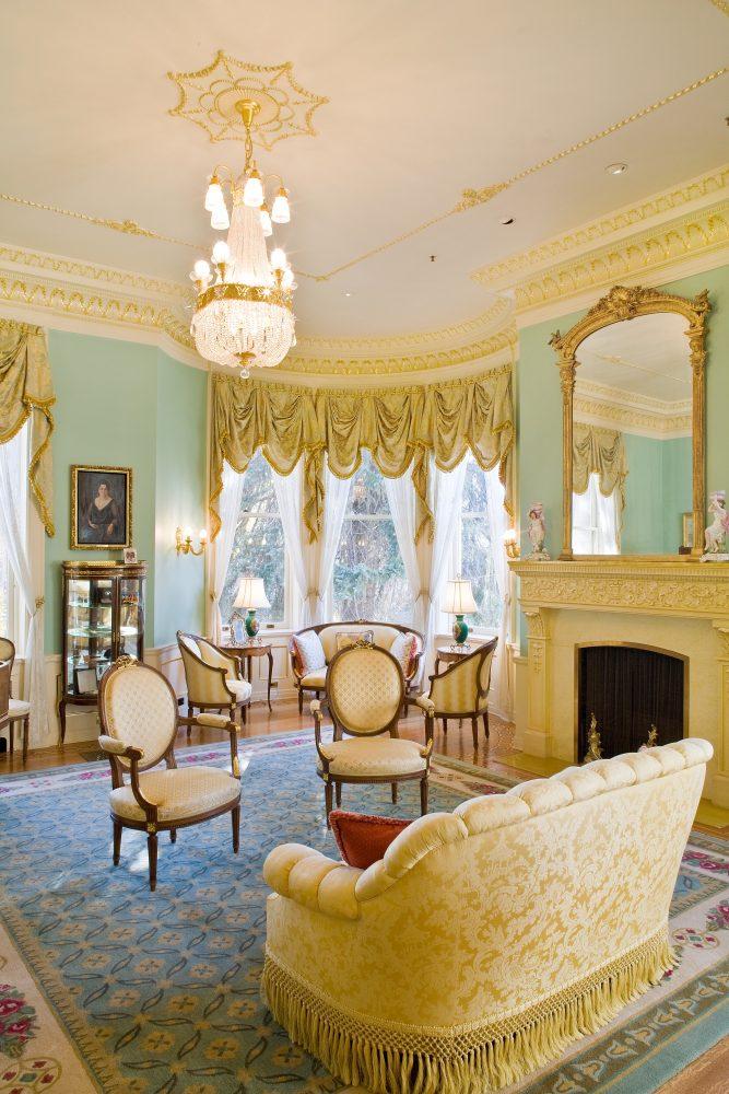 Utah Governor's Mansion Chandelier