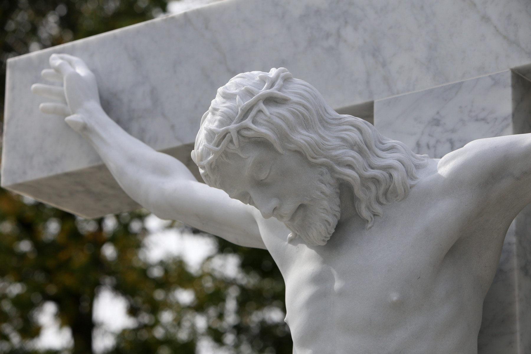 Monumental Sculpture & Design for a Rosary Walk and Garden