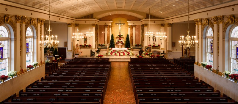 Long Term Renovation of the Cathedral Church of St. Catharine of Siena