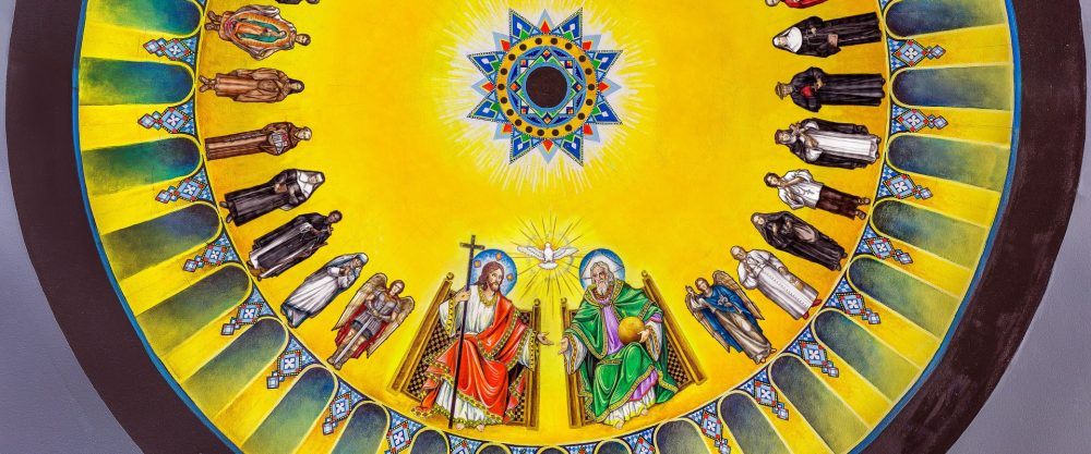 Trinity Dome Jesus God