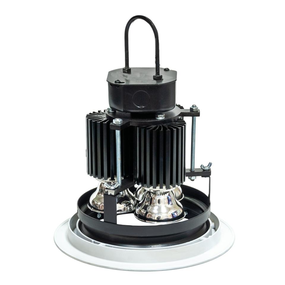 Recessed Light Fixture Mark V