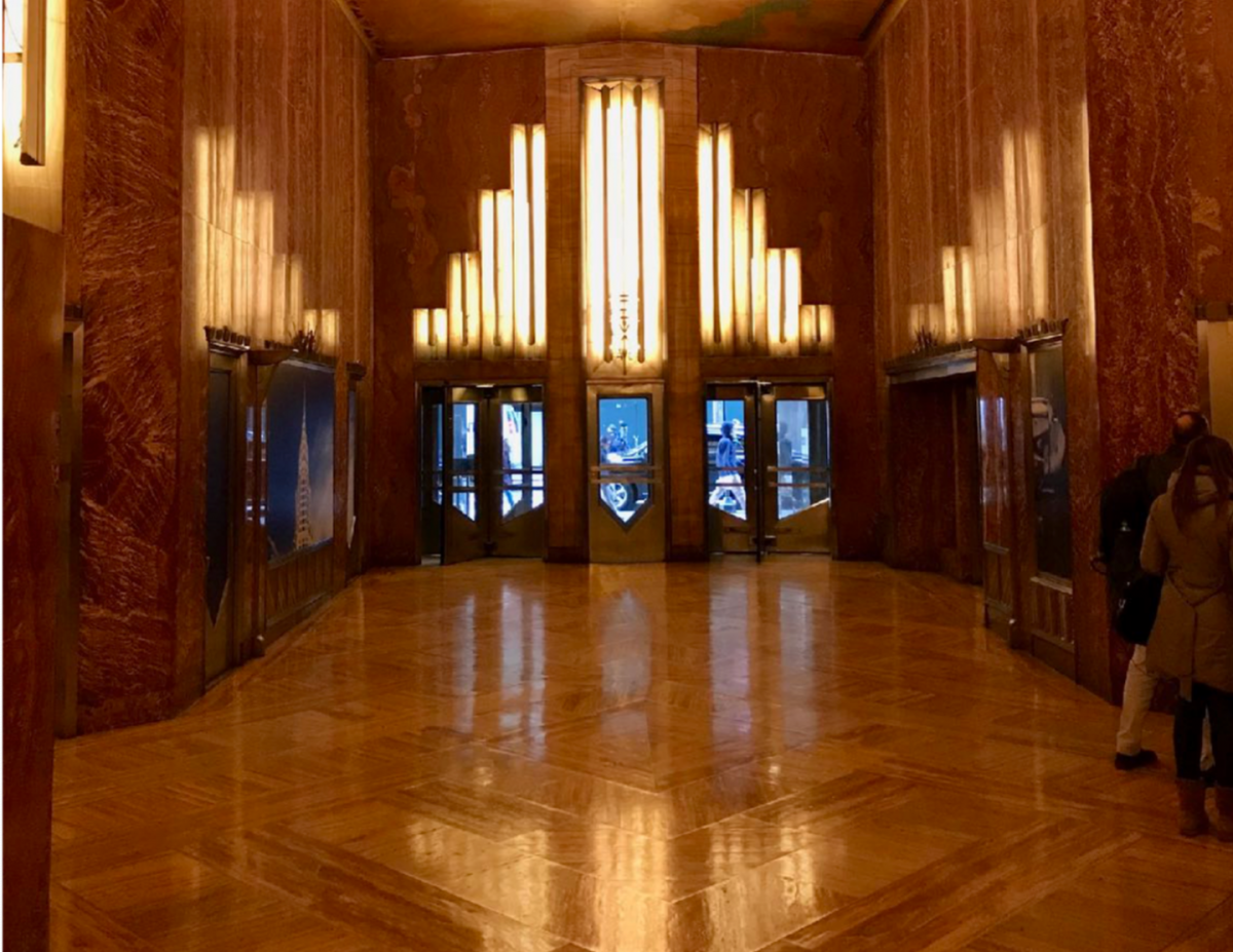 Xicato Lights and Controls Upgrades Historic Chrysler Building While Protecting its History